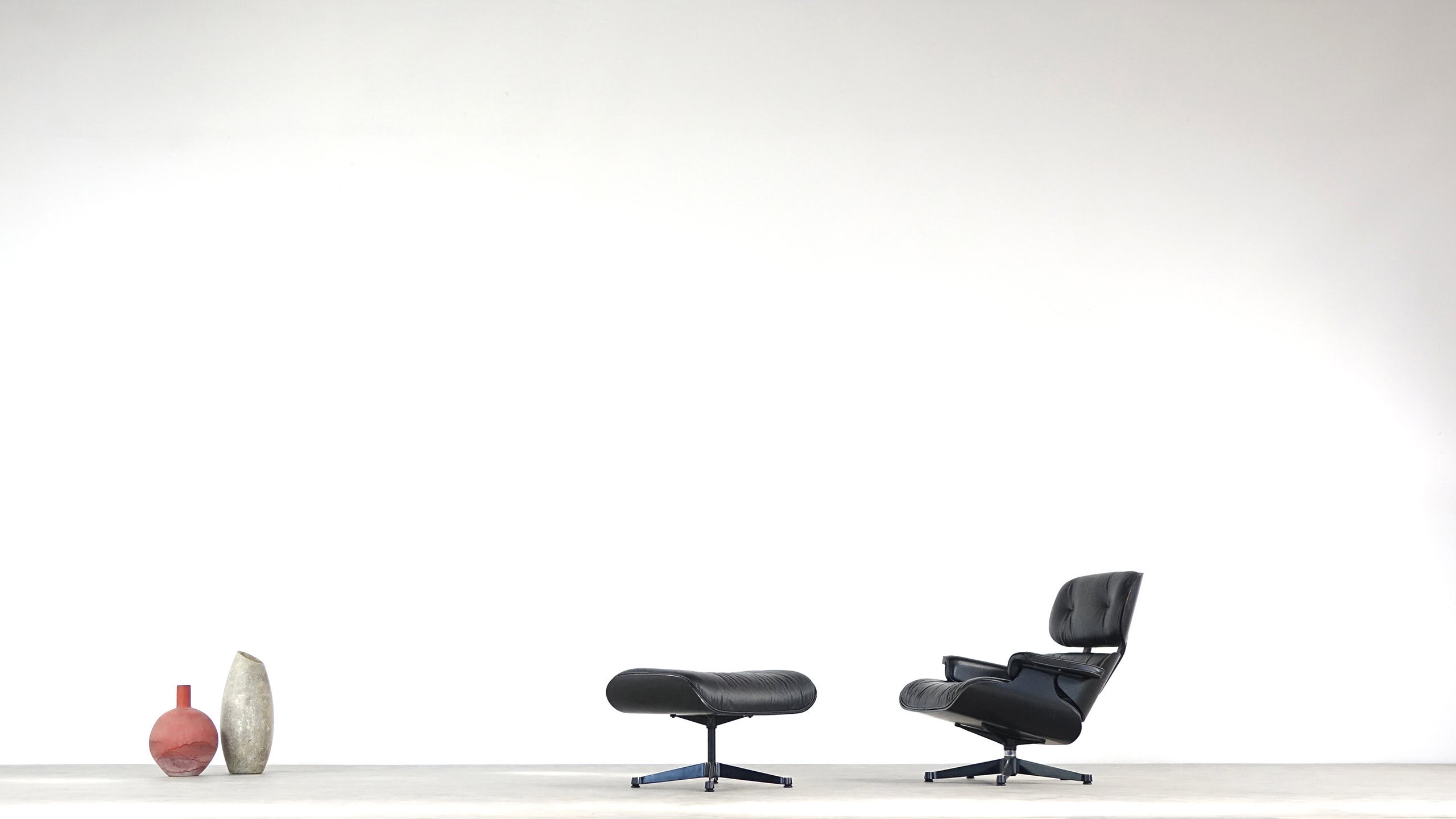 Vitra Chalres Eames : Charles ray eames herman miller lounge chair vitra