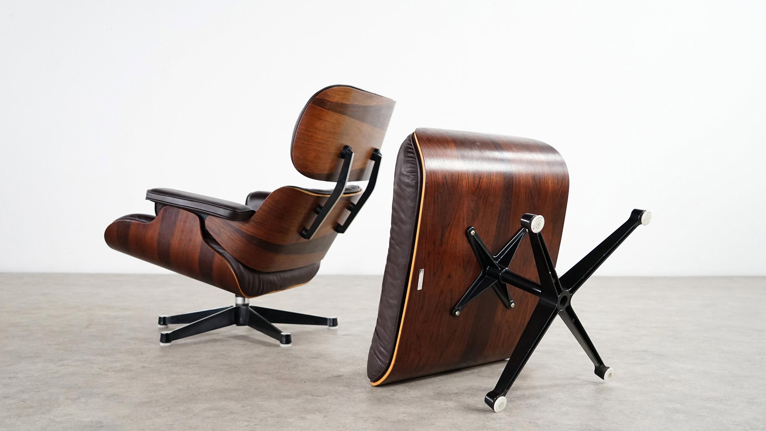 charles eames lounge chair herman miller vitra. Black Bedroom Furniture Sets. Home Design Ideas