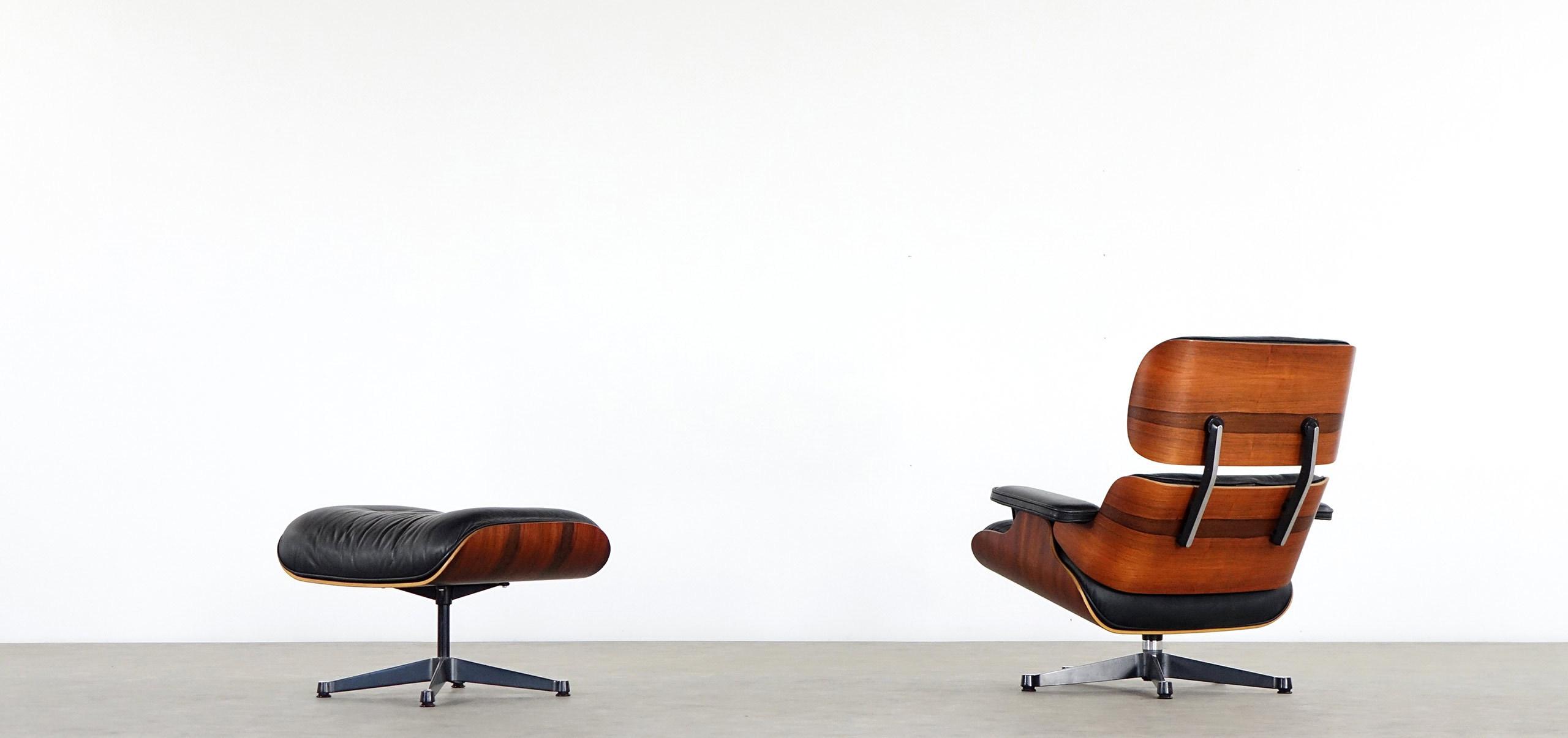 Charles eames lounge chair vitra herman miller zorrobot for Charles eames prix