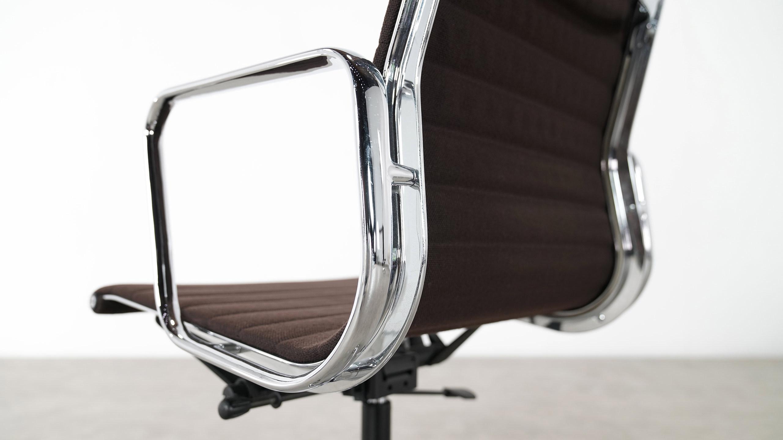 charles eames vitra ea 119 alu chair. Black Bedroom Furniture Sets. Home Design Ideas