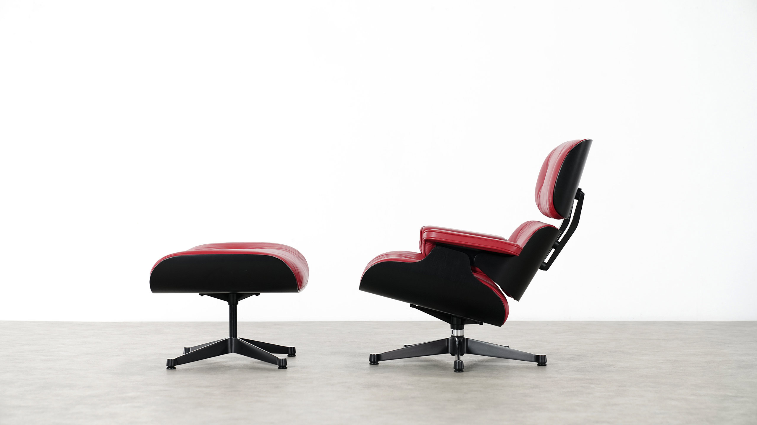 Vitra Chalres Eames : Charles eames lounge chair by vitra