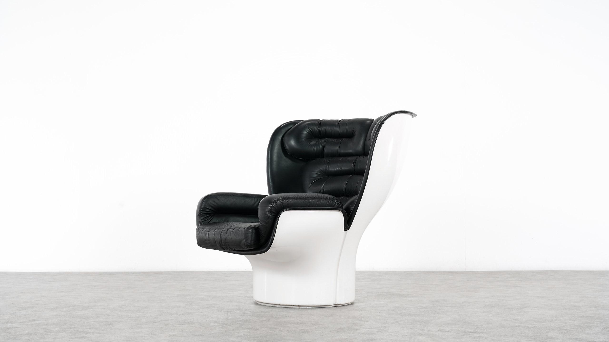 Ankauf Joe Colombo Elda Chair