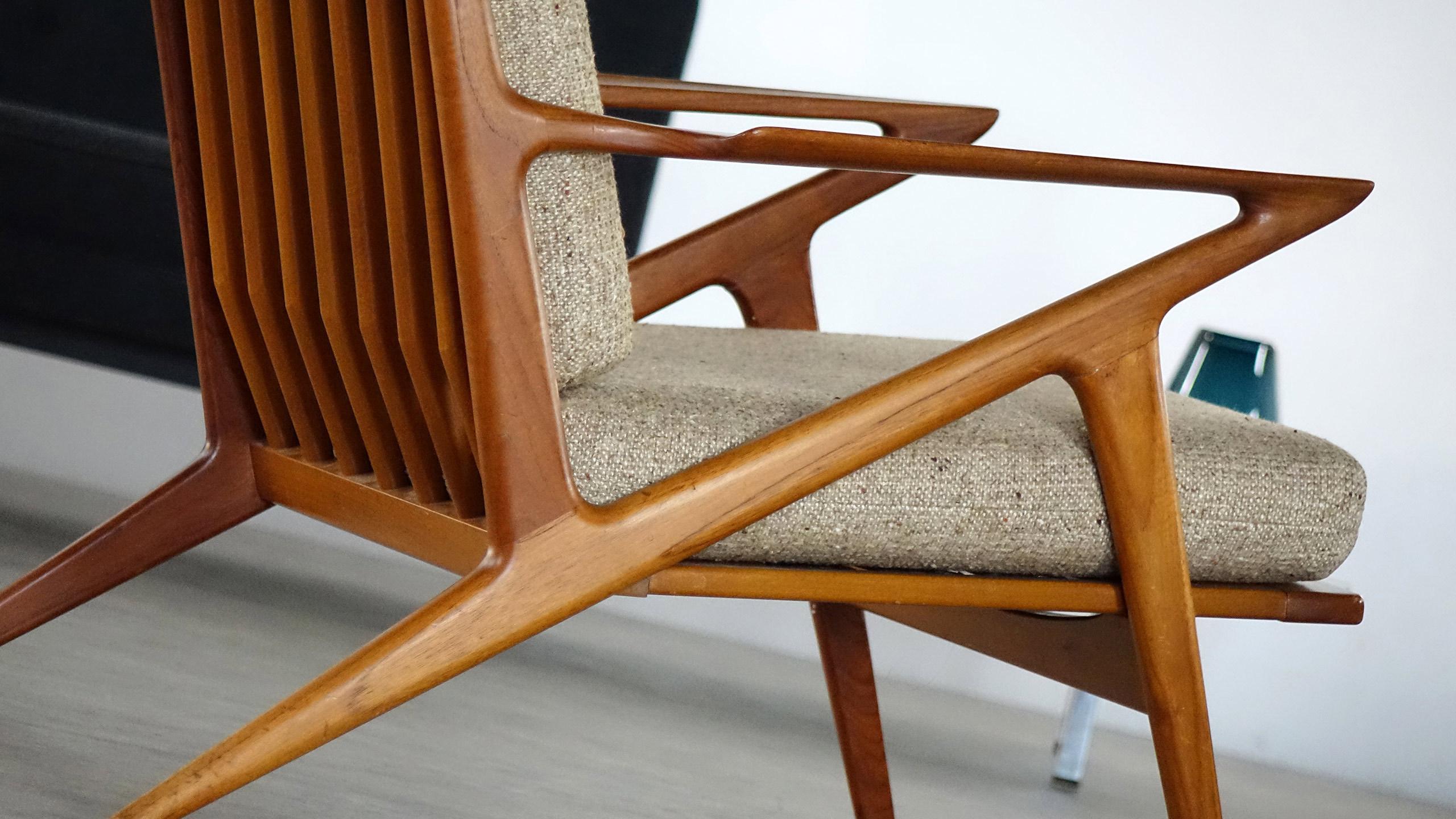 Dimensions W 29 92 Inch H 31 10 D 33 46 76 Cm 79 85 Designer Poul Jensen Manufacturer Haslev Denmark Price 2600